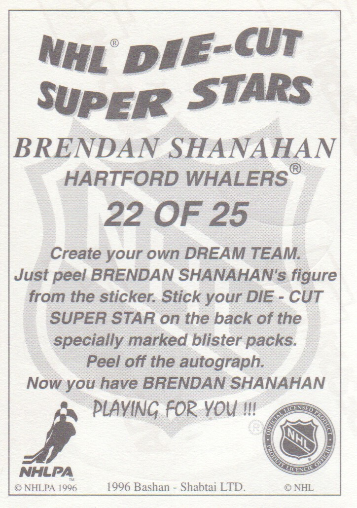1995-96-Bashan-Imperial-Super-Stickers-Die-Cut-Hockey-Cards-Pick-From-List miniature 23