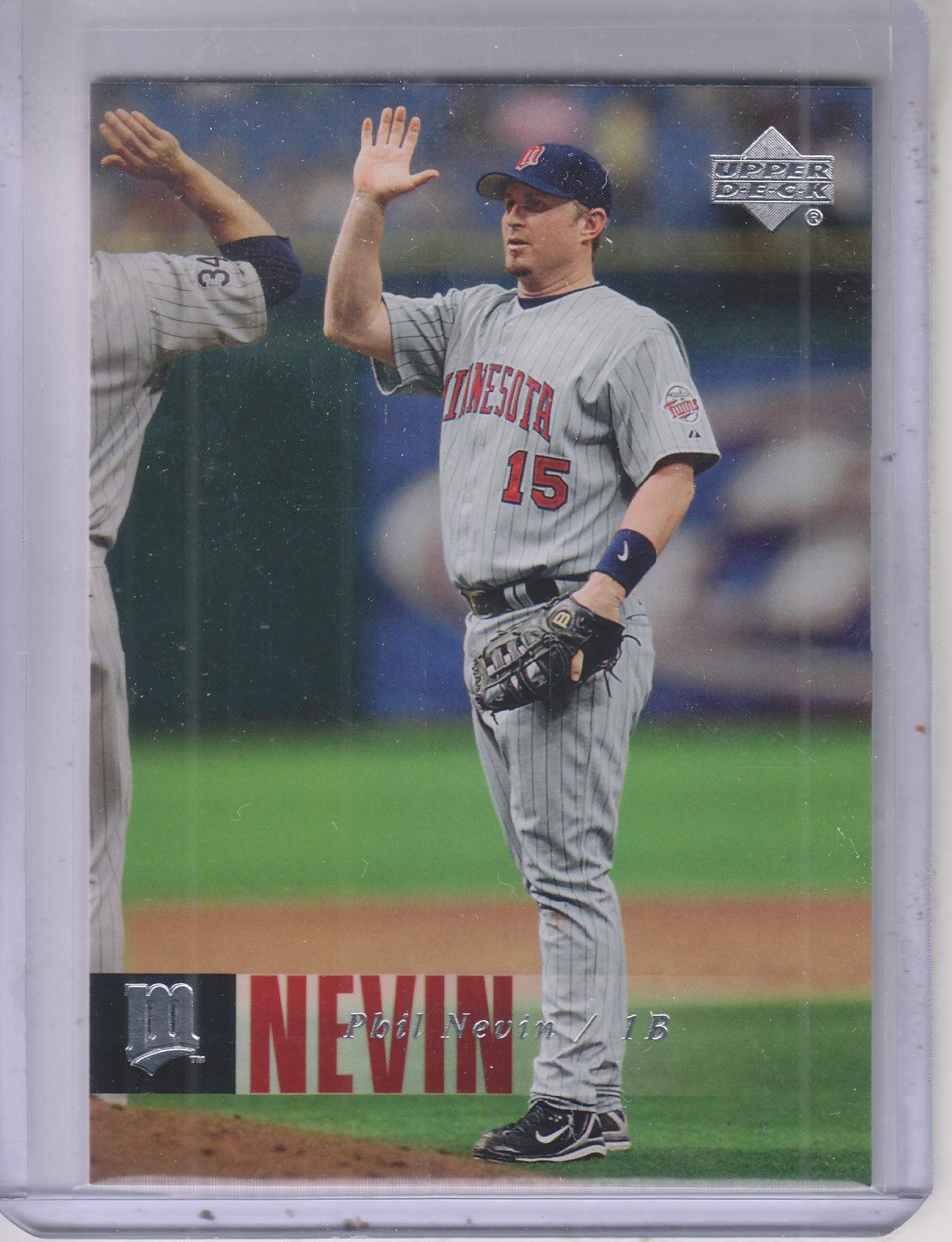 2006 Upper Deck #1149 Phil Nevin SP