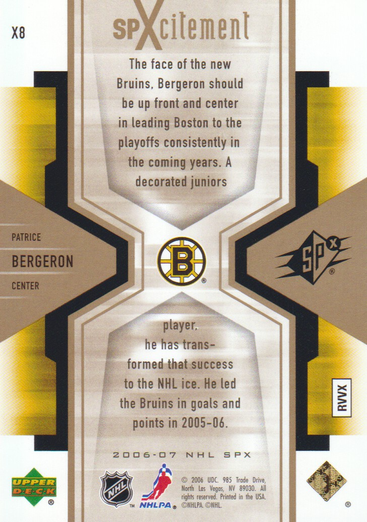 2006-07-SPx-SPxcitement-Hockey-Cards-Pick-From-List thumbnail 3