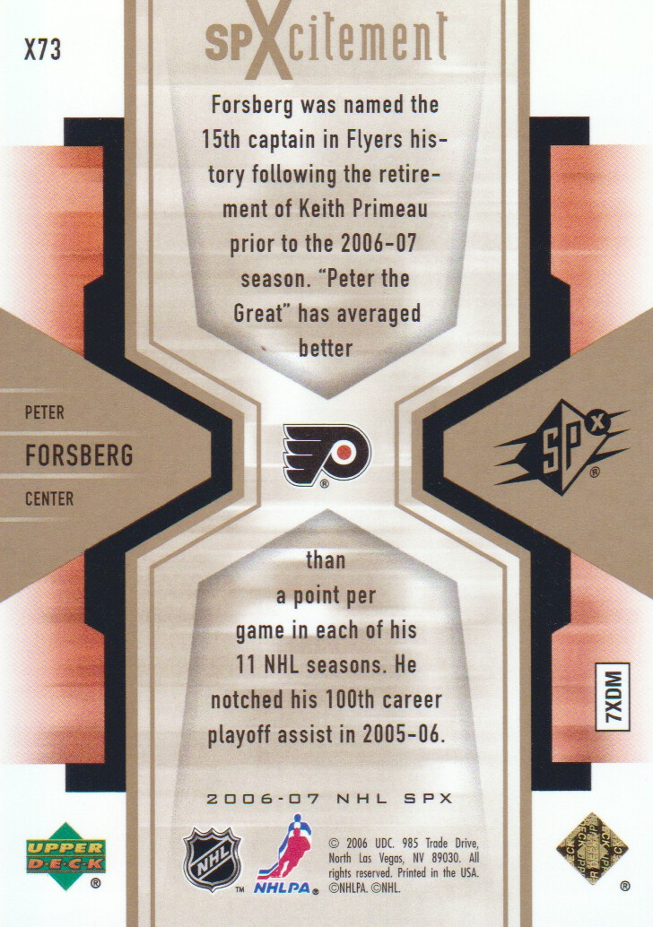 2006-07-SPx-SPxcitement-Hockey-Cards-Pick-From-List thumbnail 11