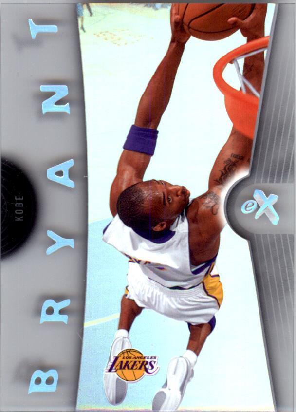 2006-07 E-X #17 Kobe Bryant