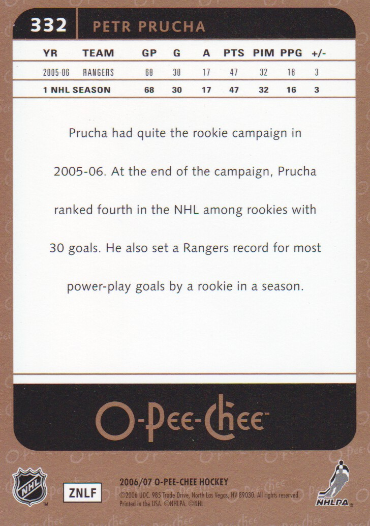 2006-07-O-Pee-Chee-OPC-Hockey-Cards-Pick-From-List thumbnail 19