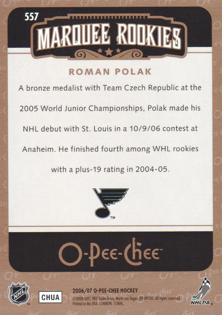 2006-07-O-Pee-Chee-OPC-Hockey-Cards-Pick-From-List thumbnail 37