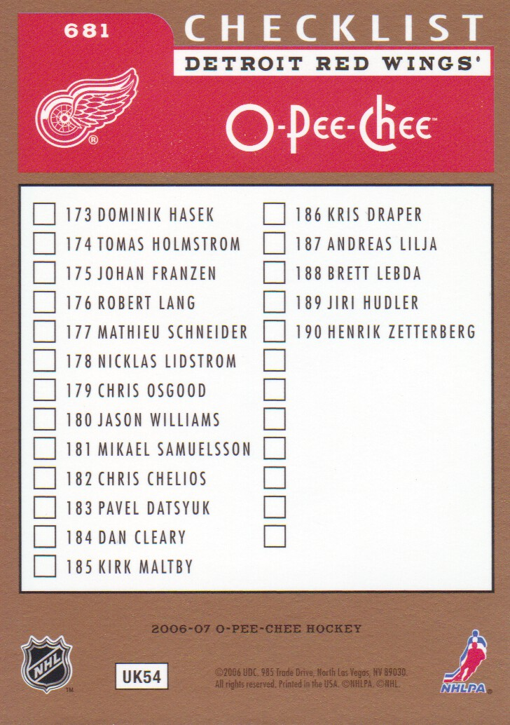2006-07-O-Pee-Chee-OPC-Hockey-Cards-Pick-From-List thumbnail 47