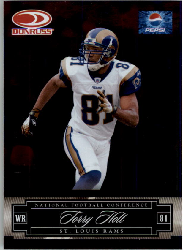 2007 Donruss Pepsi National Convention #2 Torry Holt