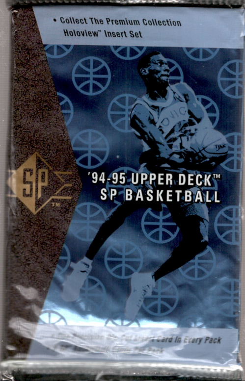 1994-95 SP Basketball Hobby Pack