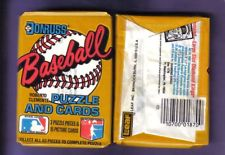 1987 Donruss Baseball Wax Pack