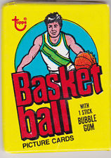 1978-79 Topps Basketball Wax Pack