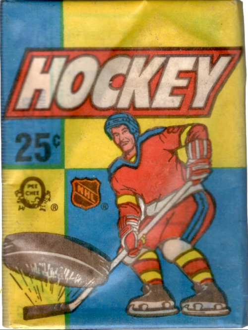 1983-84 O-Pee-Chee Hockey Wax Pack