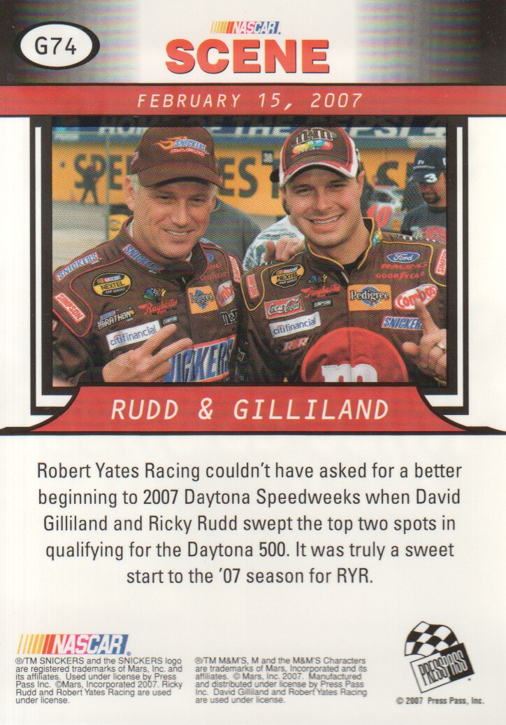 2008-Press-Pass-Parallels-NASCAR-Racing-Cards-Pick-From-List thumbnail 15