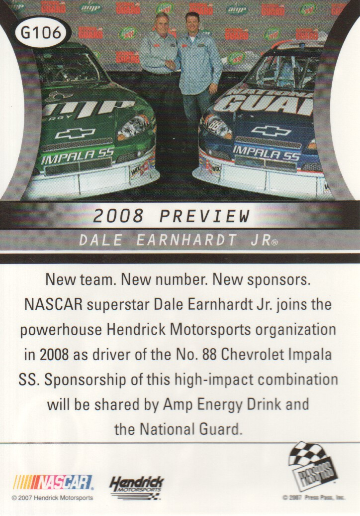 2008-Press-Pass-Parallels-NASCAR-Racing-Cards-Pick-From-List thumbnail 21