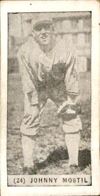 1928 Harrington's Ice Cream #24 John Mostil