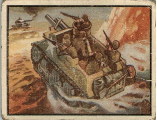 1950 Freedom's War #60 Tank Destroyer