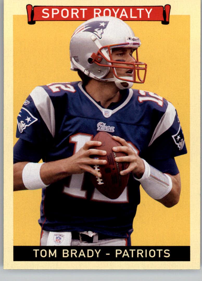2008 Upper Deck Goudey #302 Tom Brady SR SP