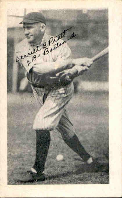 1922 W575-2 #22 Derrill B. Pratt