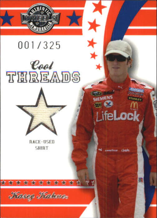 2008 Wheels American Thunder Cool Threads #CT2 Kasey Kahne/325