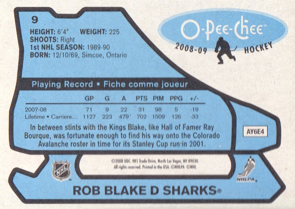 2008-09-O-Pee-Chee-OPC-1979-80-Retro-Parallel-Hockey-Cards-Pick-From-List miniature 5