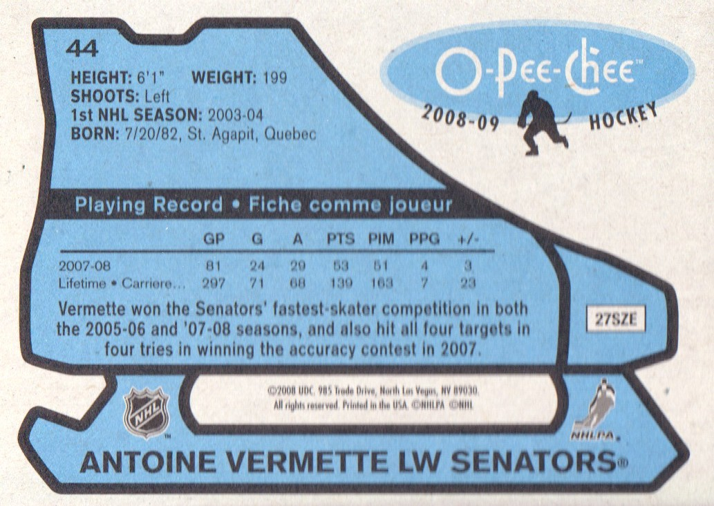 2008-09-O-Pee-Chee-OPC-1979-80-Retro-Parallel-Hockey-Cards-Pick-From-List miniature 11