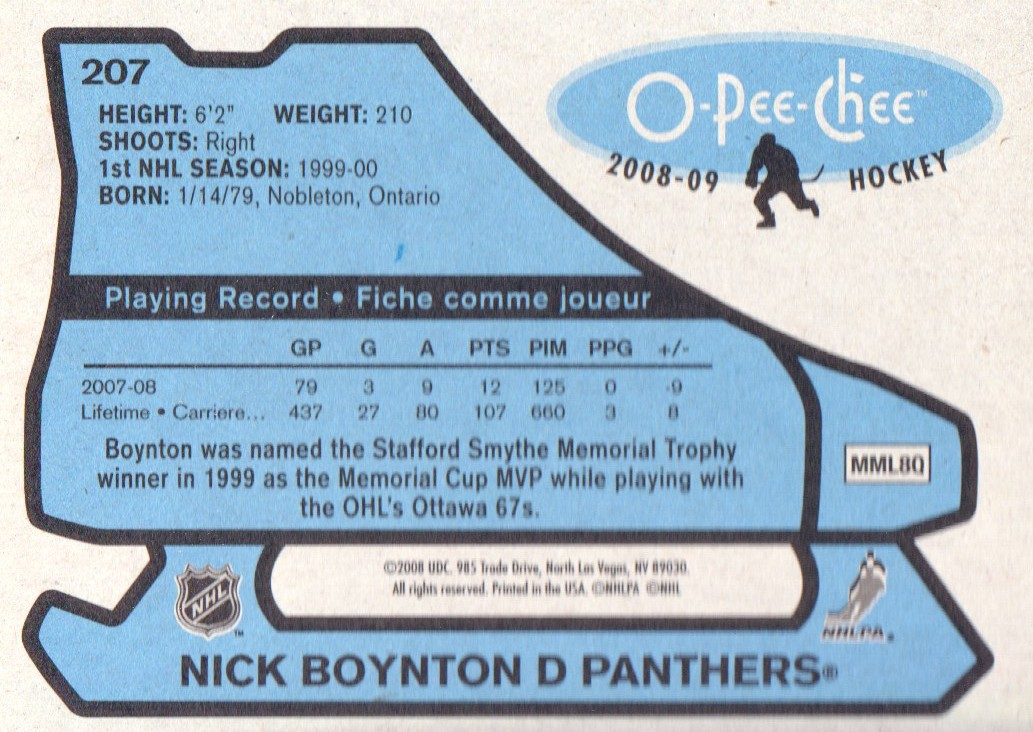 2008-09-O-Pee-Chee-OPC-1979-80-Retro-Parallel-Hockey-Cards-Pick-From-List miniature 59