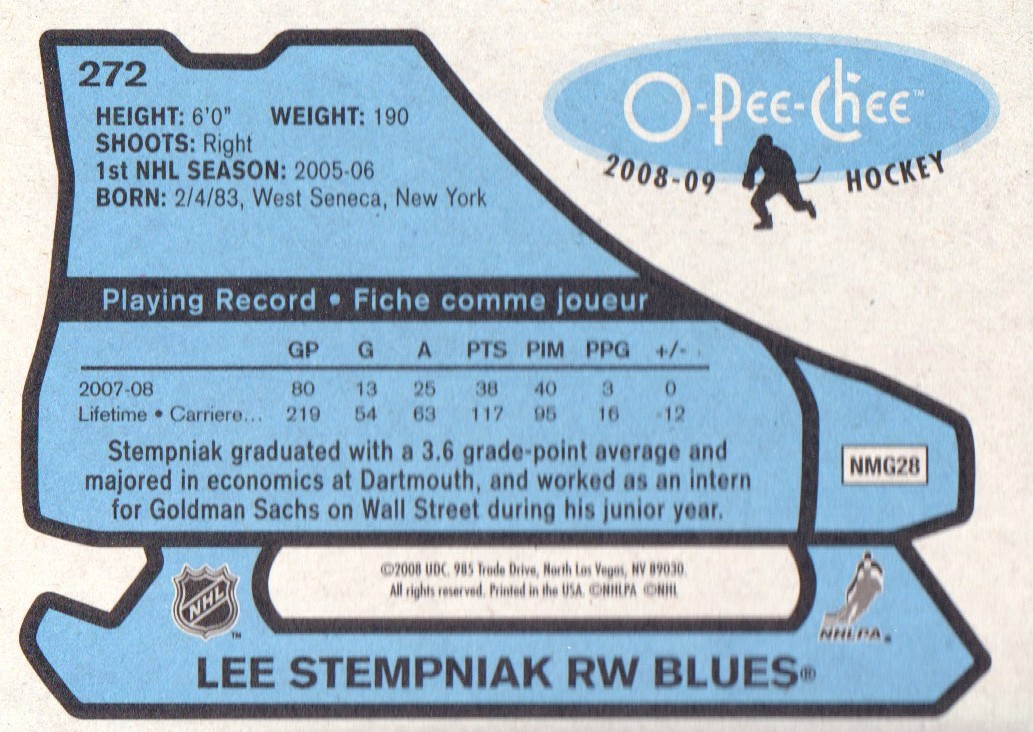 2008-09-O-Pee-Chee-OPC-1979-80-Retro-Parallel-Hockey-Cards-Pick-From-List miniature 69