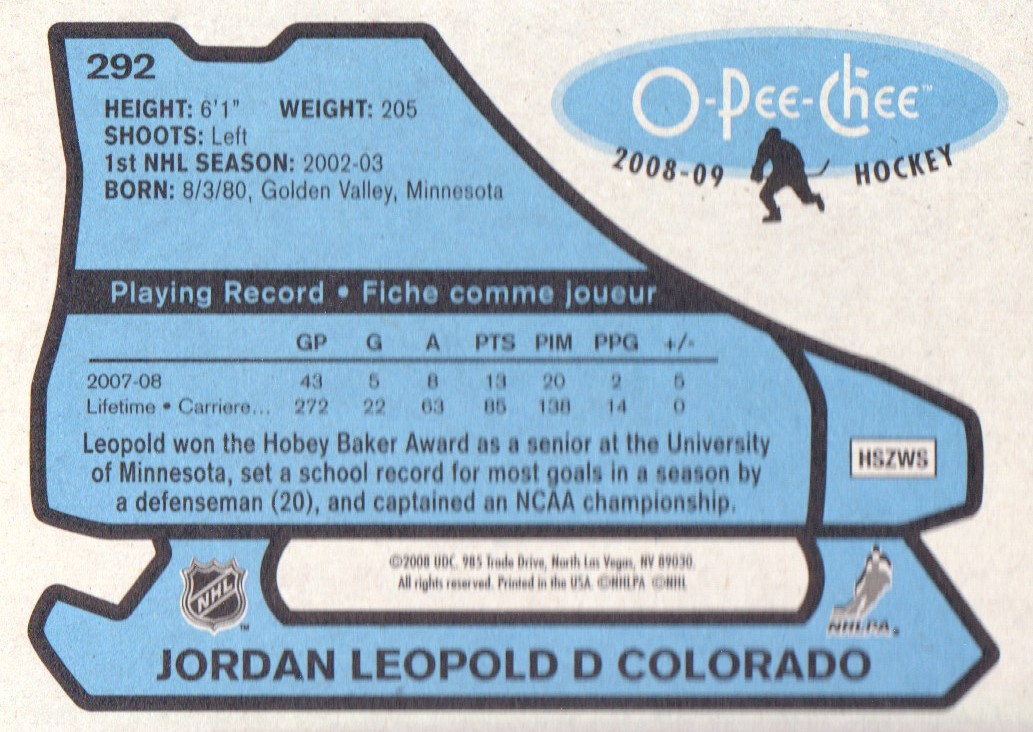 2008-09-O-Pee-Chee-OPC-1979-80-Retro-Parallel-Hockey-Cards-Pick-From-List miniature 75