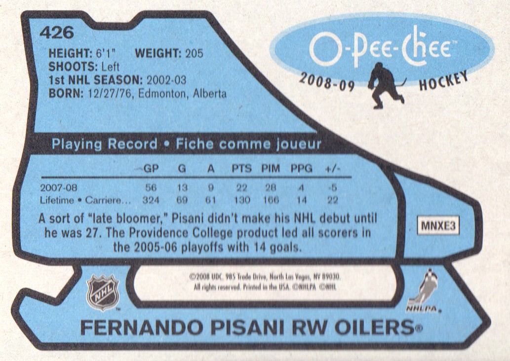 2008-09-O-Pee-Chee-OPC-1979-80-Retro-Parallel-Hockey-Cards-Pick-From-List miniature 101