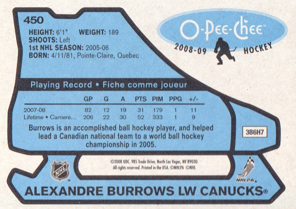 2008-09-O-Pee-Chee-OPC-1979-80-Retro-Parallel-Hockey-Cards-Pick-From-List miniature 111
