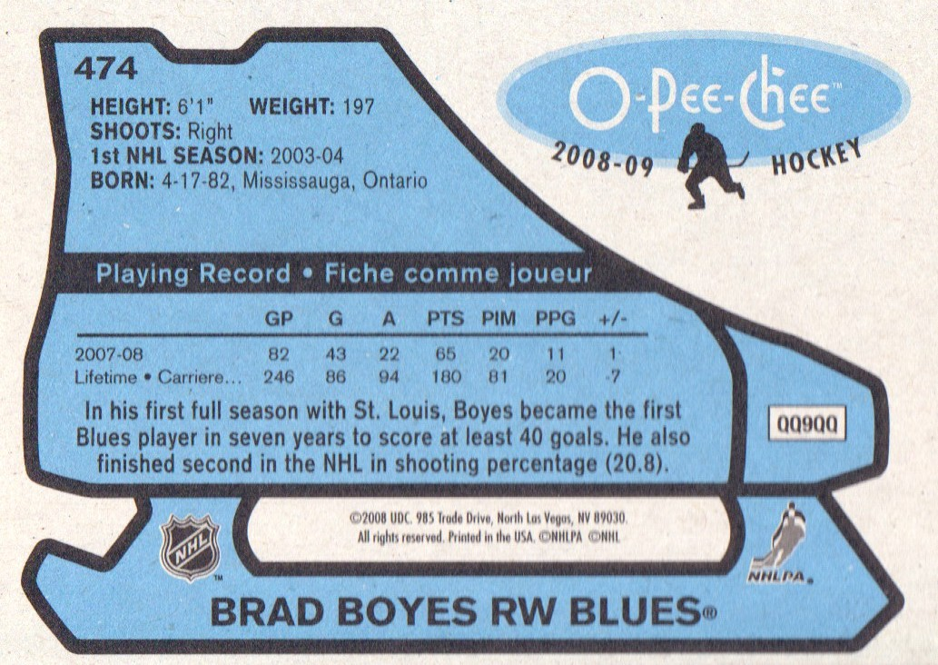 2008-09-O-Pee-Chee-OPC-1979-80-Retro-Parallel-Hockey-Cards-Pick-From-List miniature 117