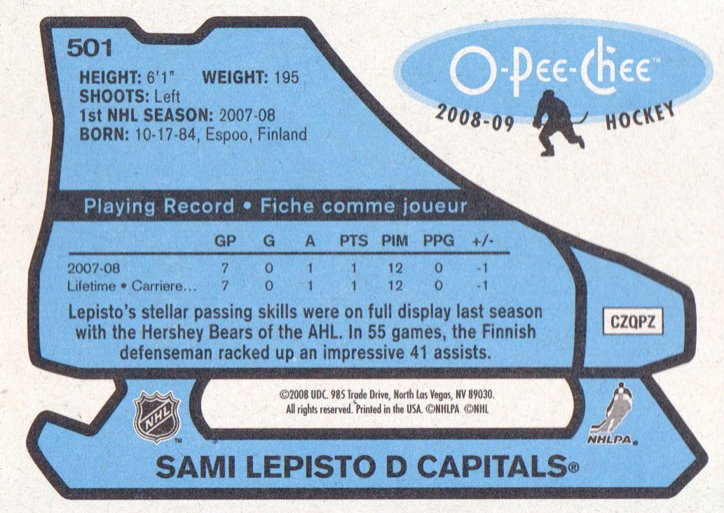 2008-09-O-Pee-Chee-OPC-1979-80-Retro-Parallel-Hockey-Cards-Pick-From-List miniature 125
