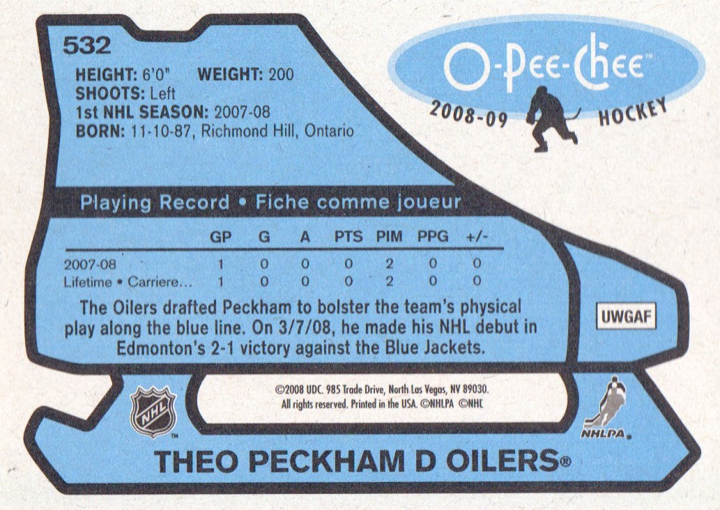 2008-09-O-Pee-Chee-OPC-1979-80-Retro-Parallel-Hockey-Cards-Pick-From-List miniature 141