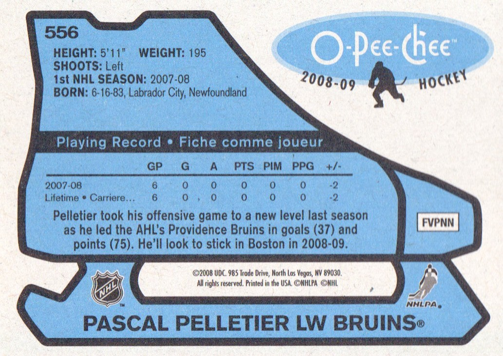 2008-09-O-Pee-Chee-OPC-1979-80-Retro-Parallel-Hockey-Cards-Pick-From-List miniature 157