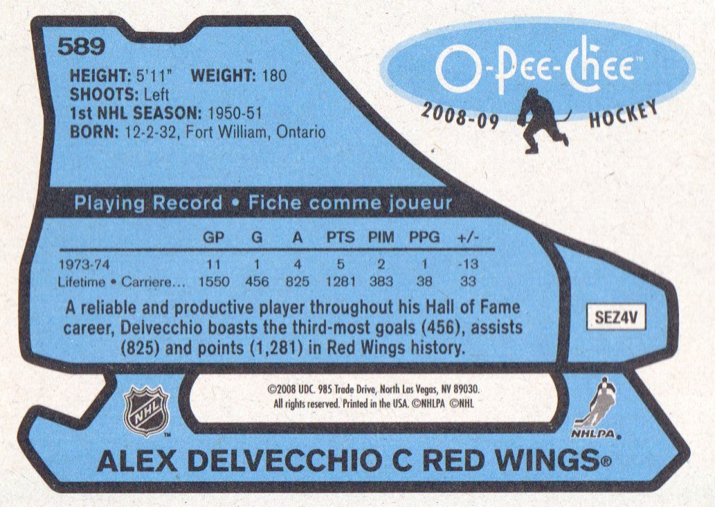 2008-09-O-Pee-Chee-OPC-1979-80-Retro-Parallel-Hockey-Cards-Pick-From-List miniature 167