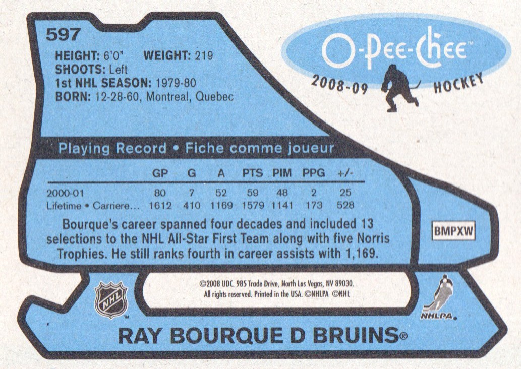 2008-09-O-Pee-Chee-OPC-1979-80-Retro-Parallel-Hockey-Cards-Pick-From-List miniature 169