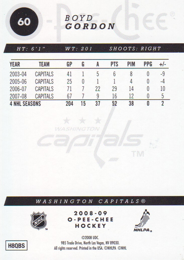 2008-09-O-Pee-Chee-OPC-Gold-Parallel-Hockey-Cards-Pick-From-List thumbnail 11
