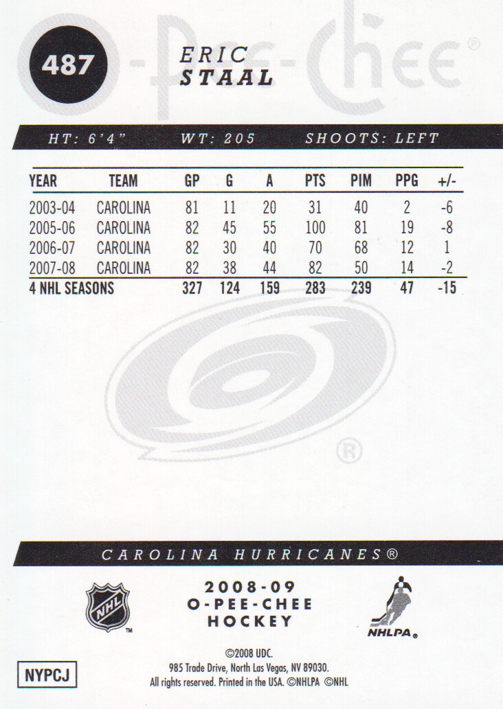2008-09-O-Pee-Chee-OPC-Gold-Parallel-Hockey-Cards-Pick-From-List miniature 57