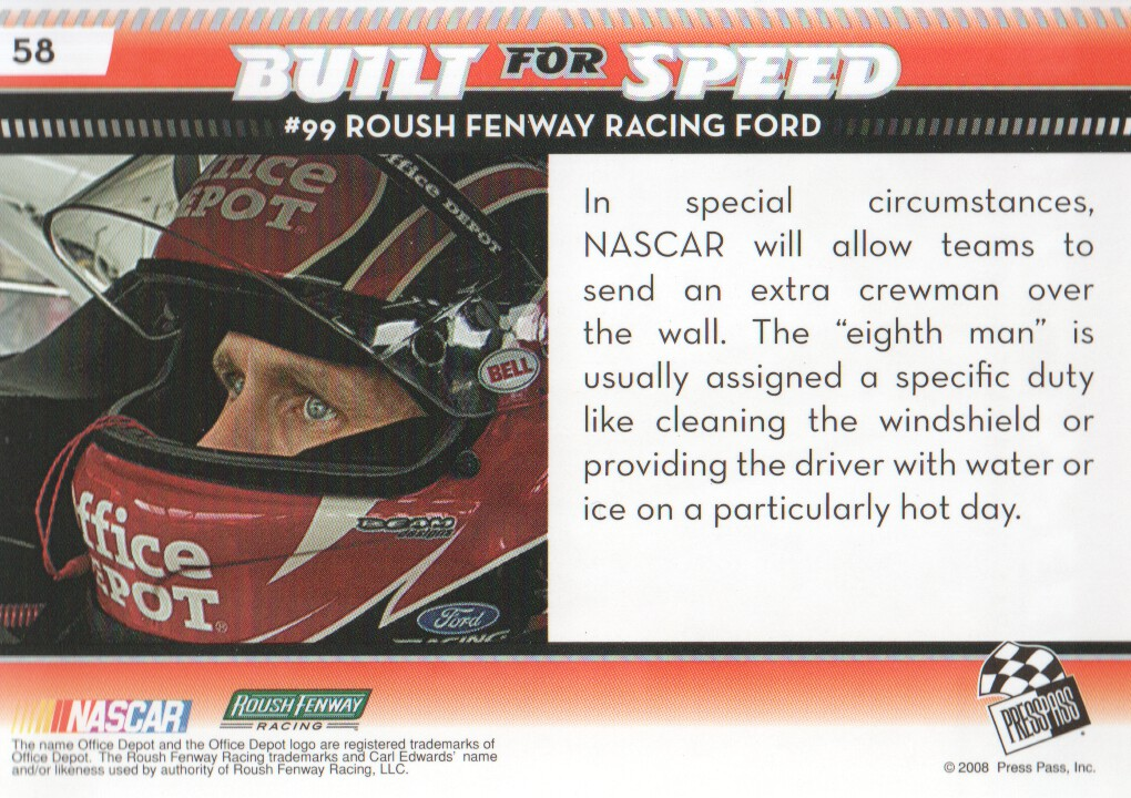2009-Press-Pass-Parallels-NASCAR-Racing-Cards-Pick-From-List thumbnail 43