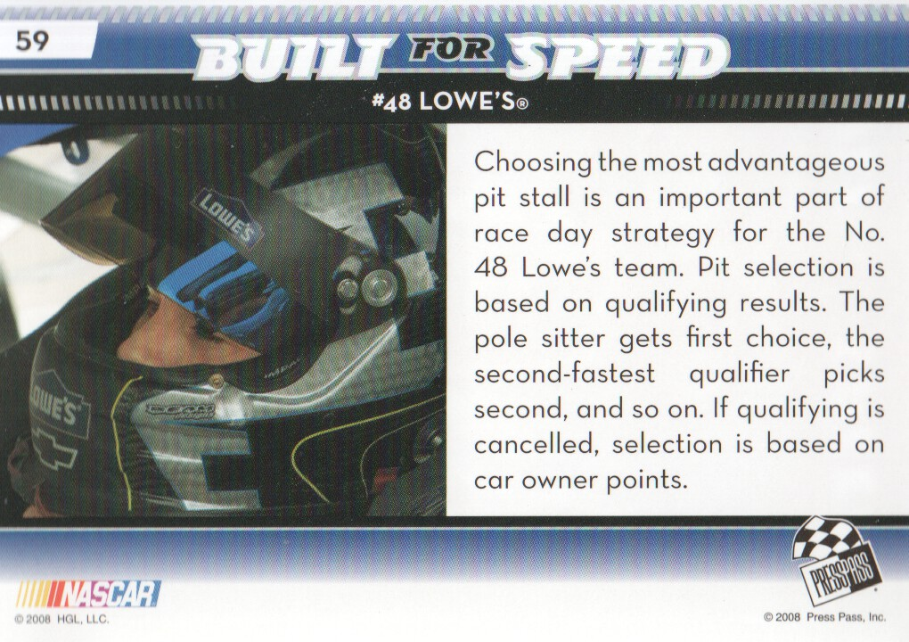 2009-Press-Pass-Parallels-NASCAR-Racing-Cards-Pick-From-List thumbnail 45