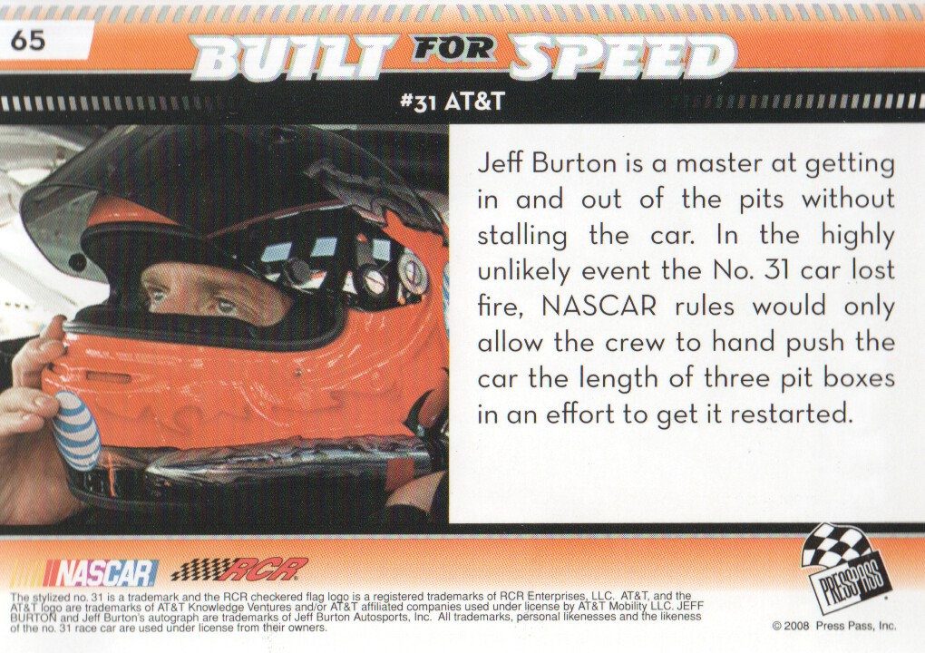2009-Press-Pass-Parallels-NASCAR-Racing-Cards-Pick-From-List thumbnail 51