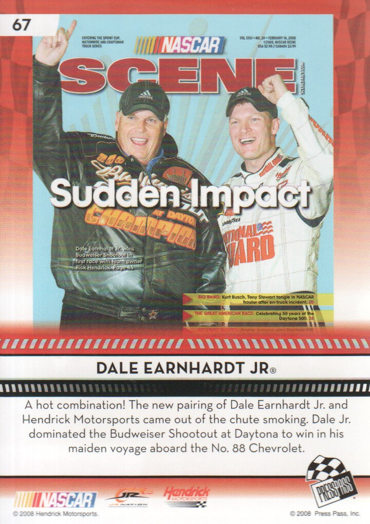 2009-Press-Pass-Parallels-NASCAR-Racing-Cards-Pick-From-List thumbnail 55