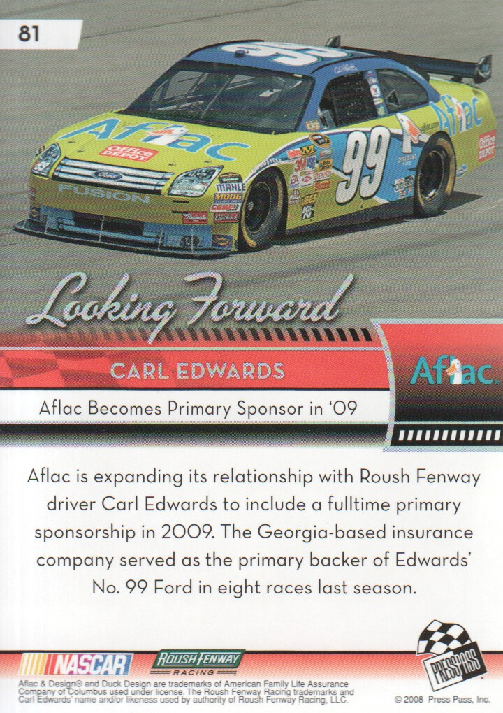 2009-Press-Pass-Parallels-NASCAR-Racing-Cards-Pick-From-List thumbnail 69