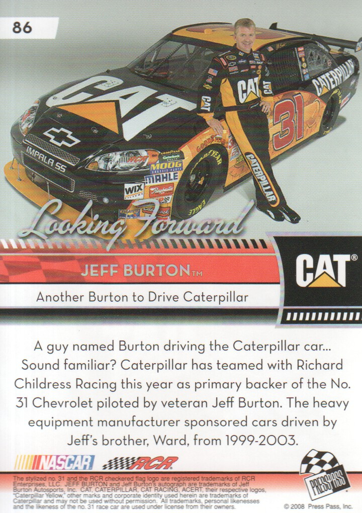 2009-Press-Pass-Parallels-NASCAR-Racing-Cards-Pick-From-List thumbnail 75
