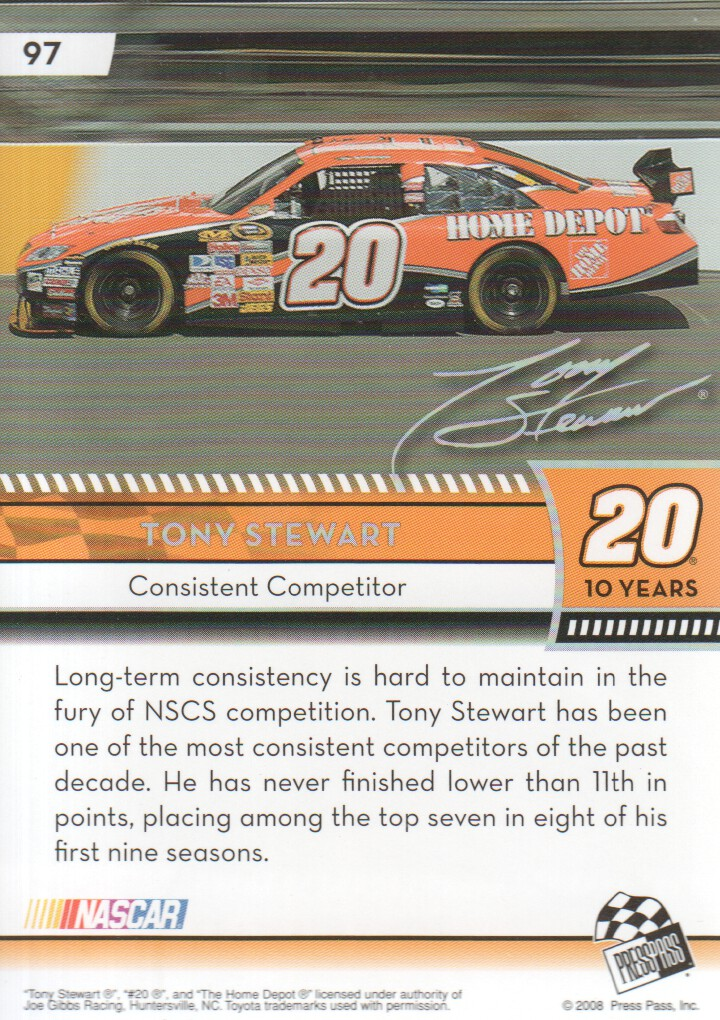 2009-Press-Pass-Parallels-NASCAR-Racing-Cards-Pick-From-List thumbnail 77