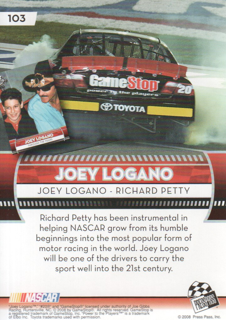 2009-Press-Pass-Parallels-NASCAR-Racing-Cards-Pick-From-List thumbnail 81