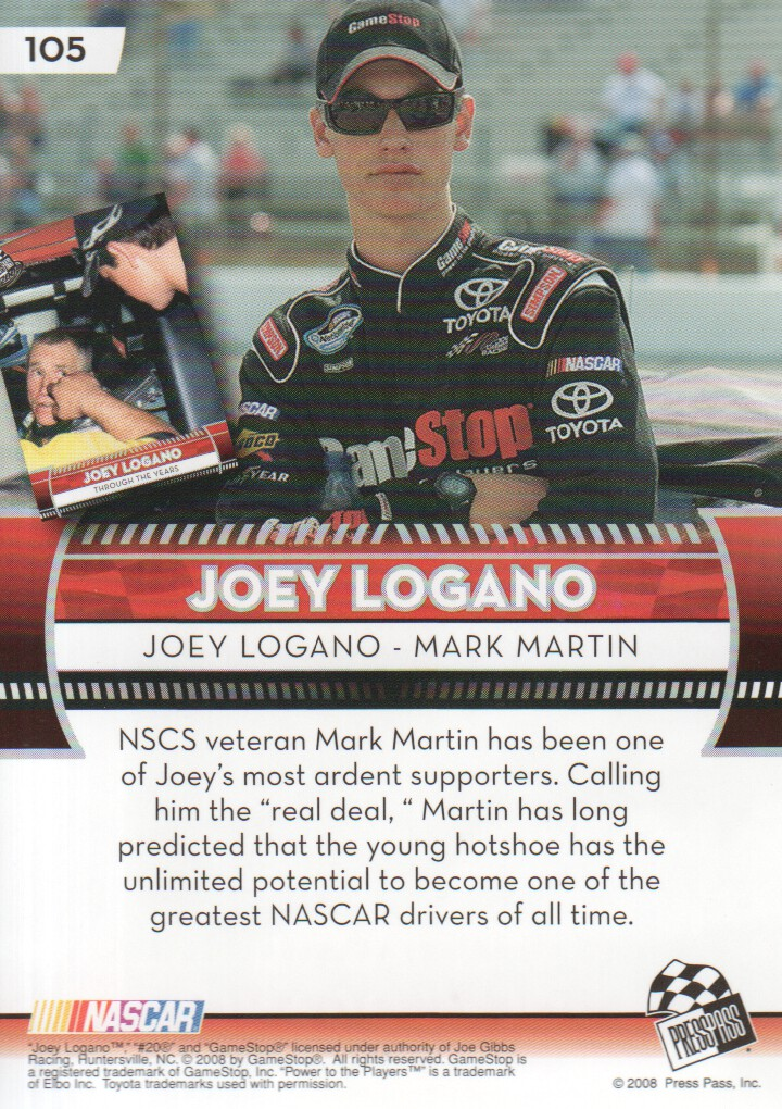 2009-Press-Pass-Parallels-NASCAR-Racing-Cards-Pick-From-List thumbnail 83