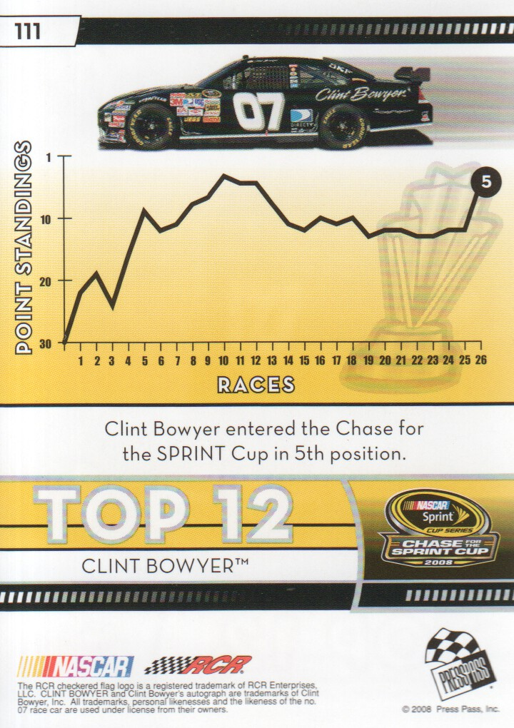 2009-Press-Pass-Parallels-NASCAR-Racing-Cards-Pick-From-List thumbnail 87