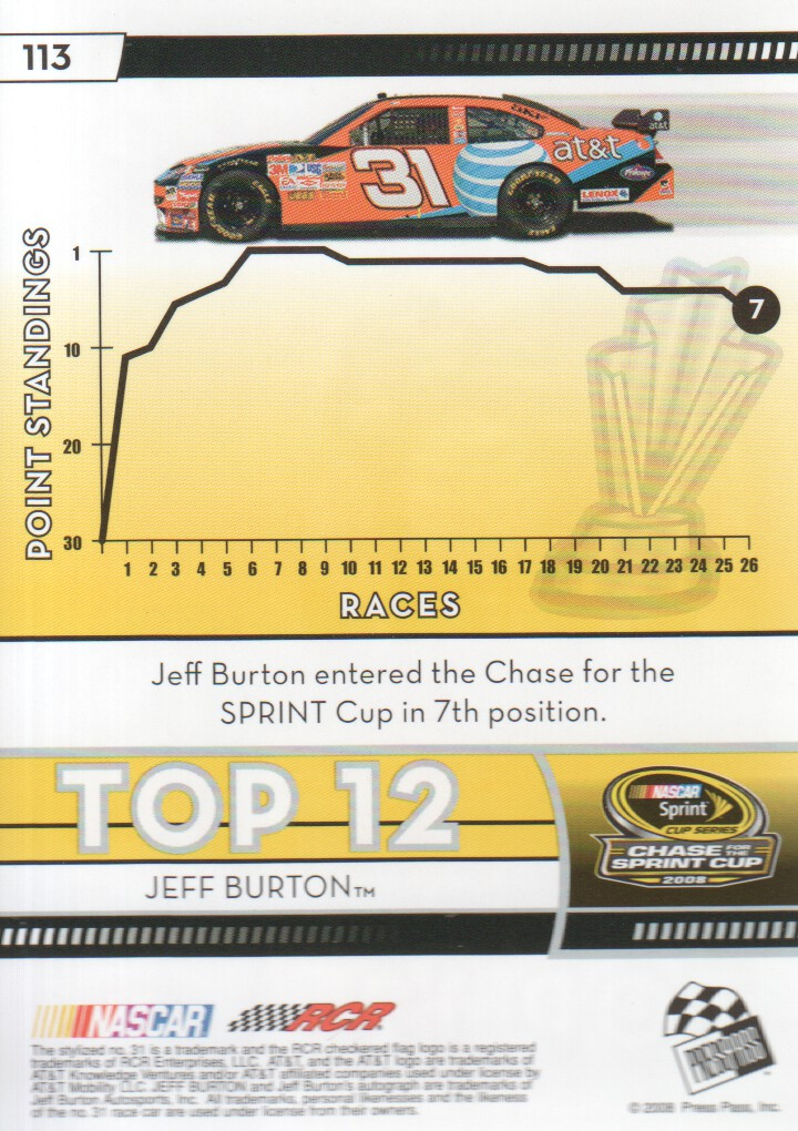 2009-Press-Pass-Parallels-NASCAR-Racing-Cards-Pick-From-List thumbnail 89