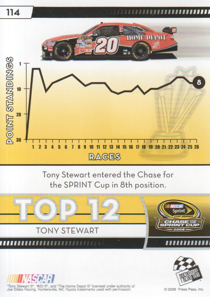 2009-Press-Pass-Parallels-NASCAR-Racing-Cards-Pick-From-List thumbnail 91