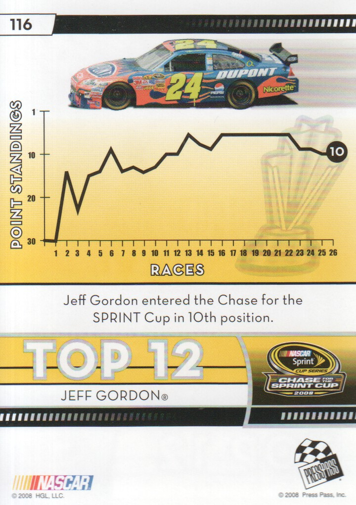 2009-Press-Pass-Parallels-NASCAR-Racing-Cards-Pick-From-List thumbnail 93