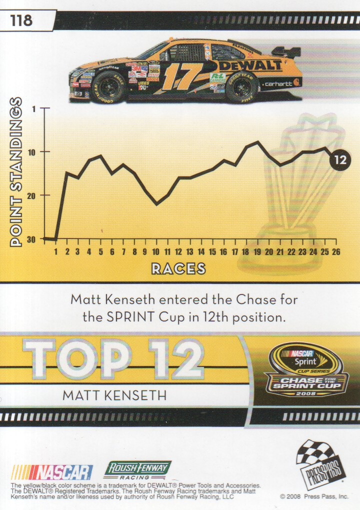 2009-Press-Pass-Parallels-NASCAR-Racing-Cards-Pick-From-List thumbnail 95