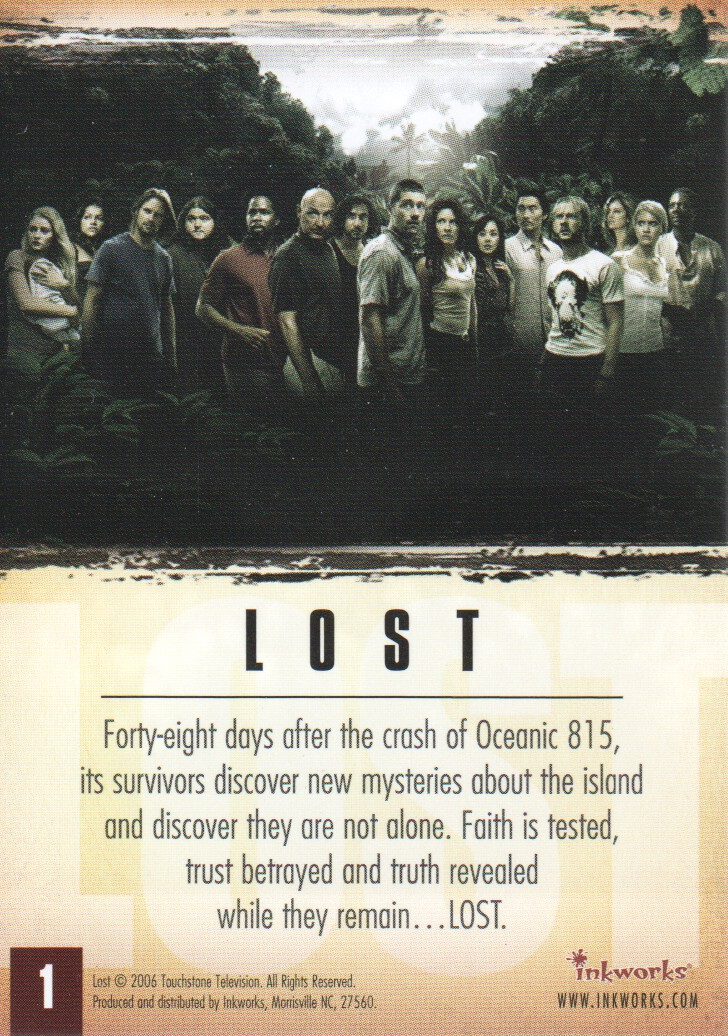 2006-Lost-Season-2-Trading-Cards-Pick-From-List miniature 3